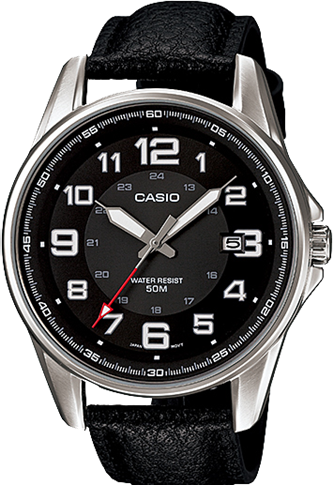 Мужские часы CASIO Collection MTP-1372L-1B
