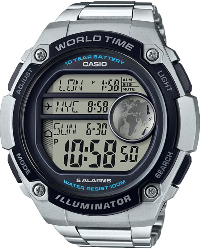 Мужские часы CASIO Collection AE-3000WD-1A