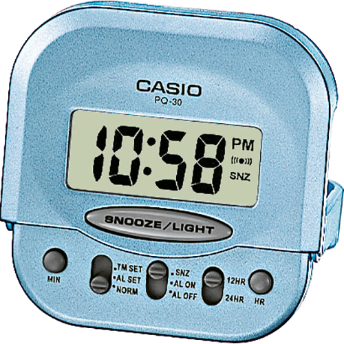 часы CASIO Clocks PQ-30-2D