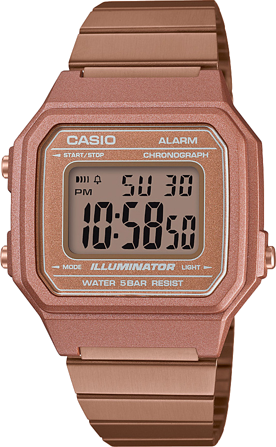 Мужские часы CASIO Collection B650WC-5A