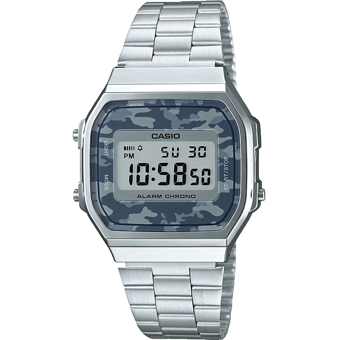 Унисекс часы CASIO Collection A-168WEC-1E